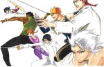 Bleach Olympics for Narukamei by DeathBeconsMyName