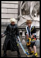 KH - Another Side by thirteendaze