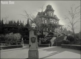 Thunder Mesa, The Ghost Town by Anawielle