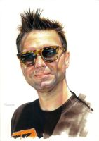Mark Hoppus by FernandoTravis