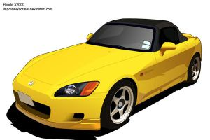 Honda S2000 by impossiblynormal