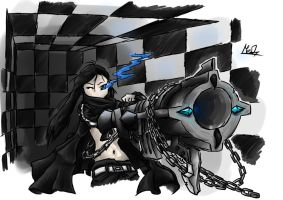 Moar BRS coloring by Skrats
