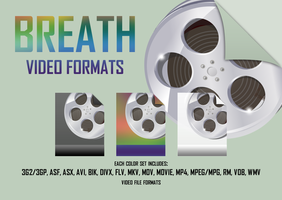 BREATH - VIDEO FORMATS by AndrewBadger