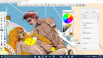 Send Me An Angel WIP by GagaPotterTribute