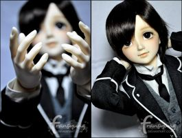 First Pictures of Kujoo 13 by fransyung