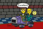 Smithers and Burns Double Dash by DJgames