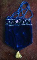 A late 18th century bag by Isiswardrobe