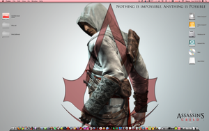 Assassin's Creed Mac Desktop by cristomac24