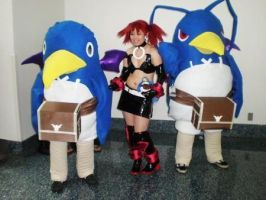 Disgaea cosplay AX08 2 by SomaKun