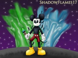 Epic Mickey by ShadowFlames17