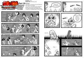 Tekken High: Pt 19 by pricon
