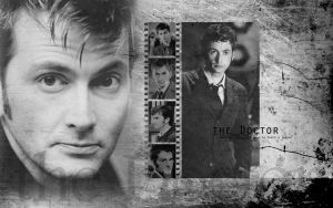 Doctor Tennant by littlewermacht