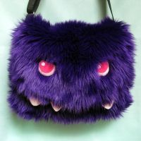 Monster Bag by jefita