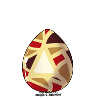 Egg Adopt (2) -Closed- by ToyMentitaAdopts