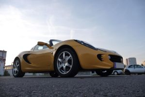 Lotus Elise S by theTobs
