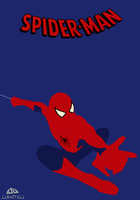 Spider-Man (Wallpaper 11) by 11kaito11