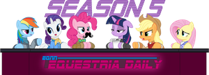 EQD Season 5 Banner (Large) by Starbolt-81