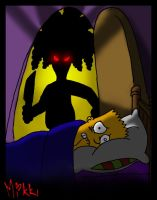 Simpsons: Death opens my door by MagicMikki