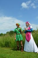 Ocarina of Time Preview by PROJECT-sExYbAcK