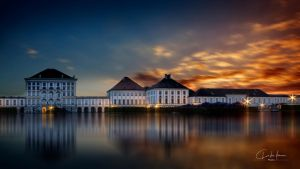 castle Nymphenburg Munich by PhotographyChris