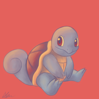 Squirtle - Palette Challenge by Rabid-Fangirl212