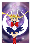 Sailor Moon~ by PlatypusPanda