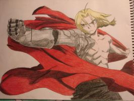 Edward Elric by Syria-Dea