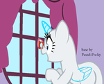 Spying on neighbours is fun - MLP Base by Pastel-Pocky