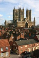 Lincoln Cathedral by Avalon4aSixpence