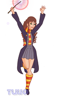 Hermione by TULIO19mx