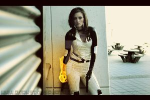 miranda lawson 3 by chrisfkn