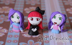 puppet girls by theredprincess