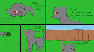 House cat and stray pg. 3 by breebree223