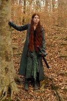 Faolan Ruadh by wildcrafter