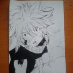 Natsu Dragneel by 05Cleo