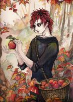 Fall's Harvest by spiderlady