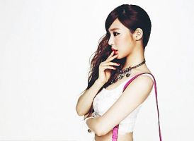 SNSD Tiffany cover 1st look by SeoulInfinite