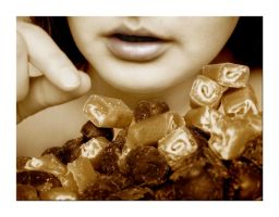 touch of toffee by strychnina