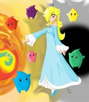 Rosalina-colored by skankpeach10