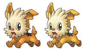 Lillipup by arkeis-pokemon