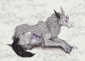 ArtTrade: SilverTail14 by Eleweth