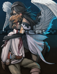 Bravely Default: Angel by Pepperly