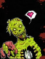 Zombie Love 2 by JamesRiot