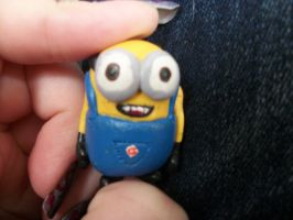 Despicable Me  Minion by QueenAliceOfAwesome