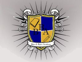 Bits and Bytes crest by thedarcklinenes