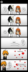Foreplay aka OH ULQUIORRA 3 by ilovemybishies87