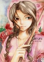 chrysanthemum: seruni by mpunk-sign