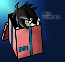 L-in-a-box for DaisyTomas by Astralstonekeeper