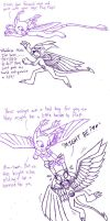 The Neverending Doodles - Aerials by VibrantEchoes