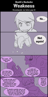 DN Bonus comic: Weakness by Protocol00